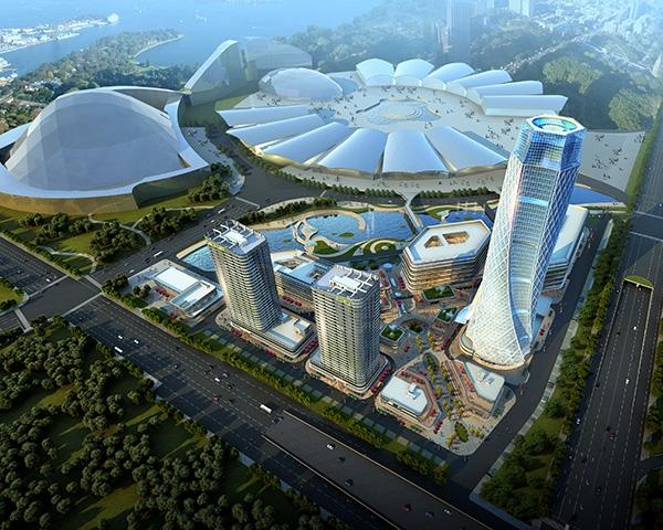 绿地集团国际博览中心