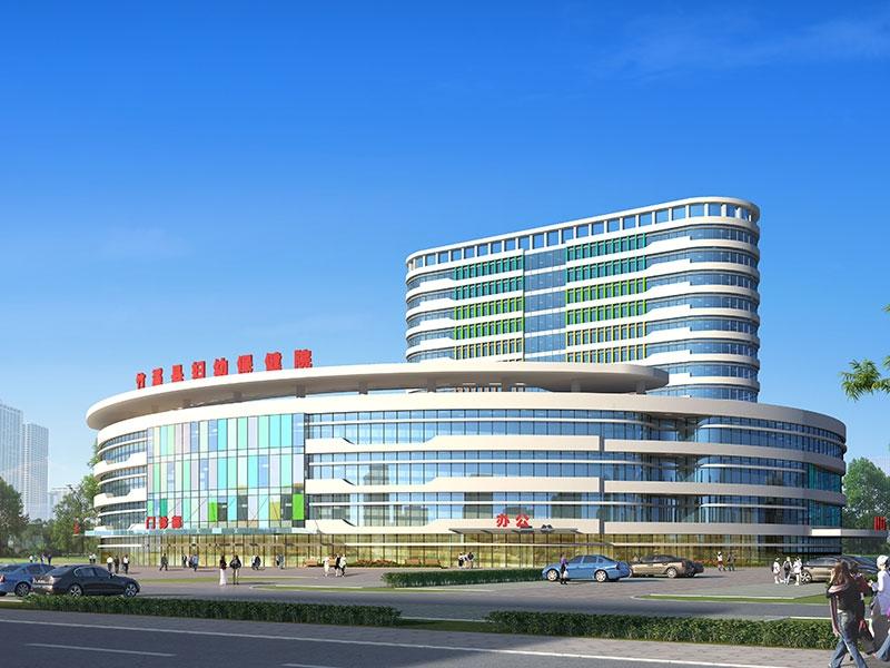 竹溪县妇幼保健医院