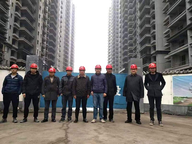 湖南耒阳聂州二十二安置房-管理团队风采
